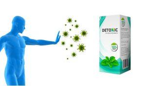 Compoziţia pastilelor Detoxic