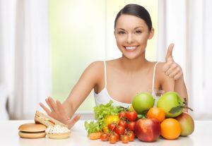 dieta intr-un