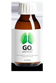 Cum funcționează Go2 Antitox pret? Cum să se aplice?