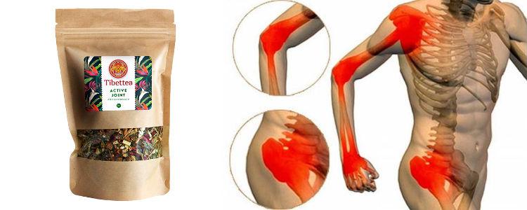 Tibettea Active Joint amazon - un mod natural pentru a reduce dureri de oase și articulații