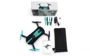 Selfie Drone 720X comentarii - manual de utilizare, caracteristici technice