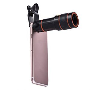QX9 HD Zoom este potrivit pentru toate smartphone-uri