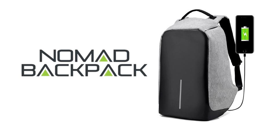 Nomad Backpack pareri - cel mai bun pelcak pentru toate ocaziile
