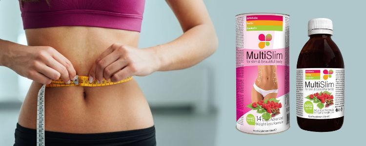 Multi Slim catena - natural băutură, contribuie la pierderea in greutate