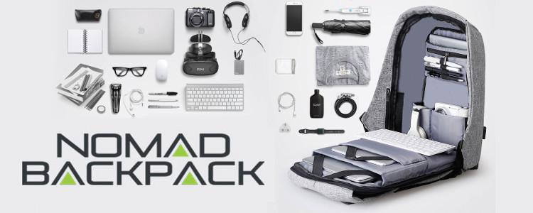 Cât costă un Nomad Backpack functioneaza? În cazul în care să cumpere un rucsac?