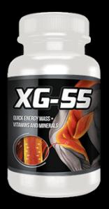 XG-55 - muschii puternici și fără cusur fizic