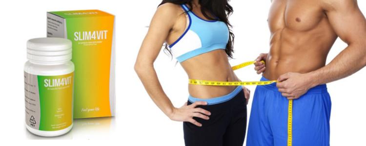 Slim4Vit - spune la revedere de la kilogramele in plus, fara dieta