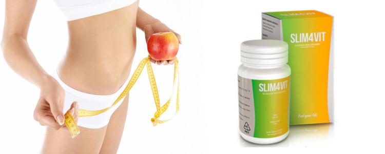 Slim4Vit - naturale și în condiții de siguranță componente