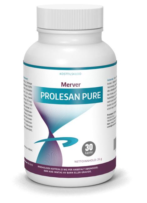 Prolesan Pure - cum funcționează Privire generală asupra produsului