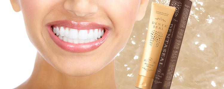 Denta Seal – ingrediente naturale pentru un zâmbet superb în orice moment la zilei!