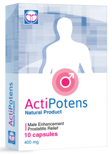 ActiPotens - supliment alimentar pentru potenta