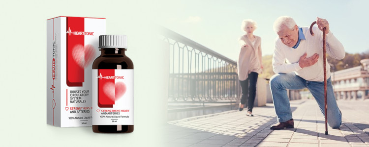 Heart Tonic – ingrediente naturale pentru sănătatea sistemului circulator.