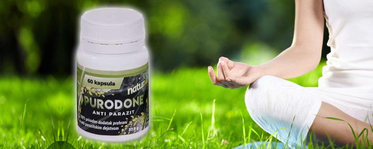 Purodone - naturale și în condiții de siguranță componente
