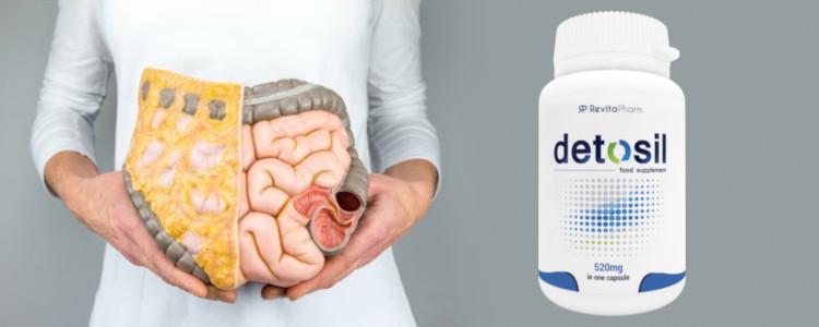 Cum de a aplica Detosil Slimming? Doze și mod de administrare, efecte
