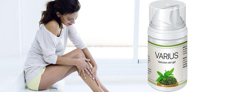 Care sunt ingredientele de Varius?