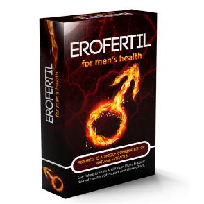 Ce este Erofertil? Cum funcționează un produs pentru potenta?