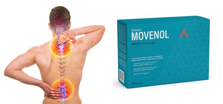 Încercați MOVENOL, care conține numai ingrediente naturale!