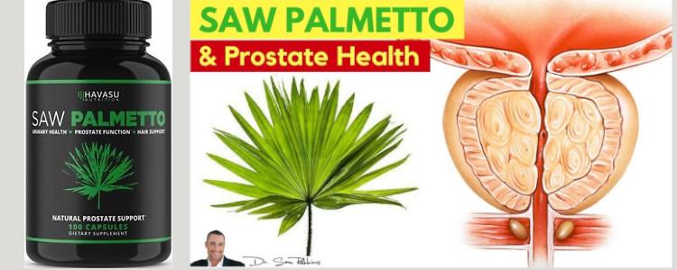Cât timp este nevoie pentru a vedea efectul Saw Palmetto? Există efecte secundare? Ce compoziție?