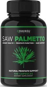 Ce-i asta Saw Palmetto? Cum funcționează? Cum va funcționa? Când va funcționa?