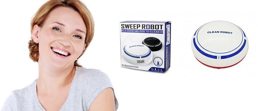 Citeste comentarii despre Sweeprobot pe forum