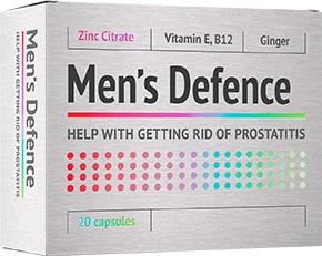 Ce este Mens Defence? Compoziția produsului?