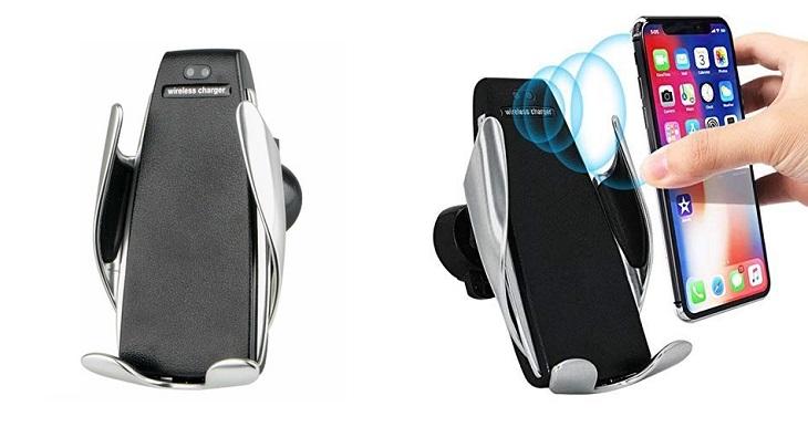 Cum se face o comandă Smart Sensor Wireless Charger S5 de la site-ul producătorului?