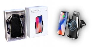 Smart Sensor Wireless Charger S5 - pret, manual, garantie, comentarii pe forum. Cum să comandați dezvoltarea site-ului producătorului?