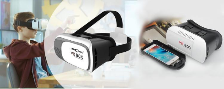 Unde pot cumpăra și cât costă VR BOX OCHELARI 3D pret?