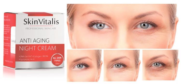 Care sunt ingredientele SkinVitalis?