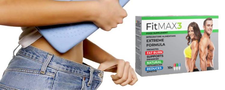 Pot cumpăra FitMAX3 la farmacie sau online?