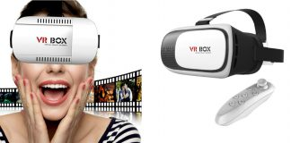 VR BOX OCHELARI 3D - cum funcționează? Ce este asta? Cum se folosește Ce este tehnologia VR? Cum funcționează VR BOX OCHELARI 3D romania ? VR Box a fost cel mai popular și cel mai rebrandizat spectator 3D de ani de zile, printre spectatorii cu costuri reduse care ne promite să experimentăm fiorul realității virtuale cu smartphone-ul nostru. Dar există economii eficiente? Și ce experiență oferă? Am încercat unele dintre ele și aceasta este opinia noastră! Înainte de Google Cardboard, lansat cu mai puțin de patru ani în urmă, ideea de a interacționa în lumea 3D era încă ceva futurist. În viitorul apropiat, au existat experimente terminate slabe și au existat anunțuri despre dispozitive scumpe în viitorul apropiat, dar, în calitate de consumatori, a fost deja minunat să se afle în mâinile spectatorilor VR BOX OCHELARI 3D amazon cu un ecran LCD cu rezoluție redusă pentru un efect cinematografic discutabil. Și interactive nu a avut nimic. Cu Cardboard, Google a redus drastic costurile necesare pentru o experiență 3D decentă, informând dezvoltatorii: acum oricine poate folosi aplicații 3D, dezvoltați-le! Rezultatul? Zece milioane de unități vândute, un răspuns excelent de la dezvoltatori și interacțiunea 3D a devenit cu adevărat accesibilă tuturor. Dar a fost mai mult: cineva ar putea construi propriul spectator! Construirea spectatorului duce la unele lovituri, precum și la dificultăți în găsirea unor componente atunci când locuiți într-o țară. De asemenea, a fost întotdeauna ceva experimental: 20€ (+ss) pentru carton? Timp de câteva luni și a început să se înghesuie în cele mai VR BOX OCHELARI 3D romania ieftine versiuni importate (ghici de unde), care au promis aceeași experiență. Noi, muritorii obișnuiți, ca și voi, am avut aceleași îndoieli: 30 de euro pentru o bucată de carton cu două lentile? Suntem nebuni? Cumparam aceste 15 euro, Livrare inclus! Diferențele cu cartoanele originale (de exemplu, promovate de Google)au fost deja în cutie. Apoi am luat câteva cărți o