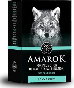 Cum funcționează Amarok? Compoziția produsului.
