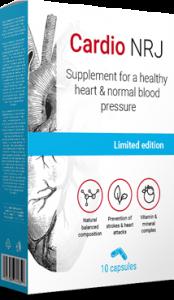 Cum acționează suplimentul Cardio NRJ? Ce funcționează?