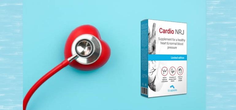 Care este compoziția suplimentului Cardio NRJ? Efectele utilizării.